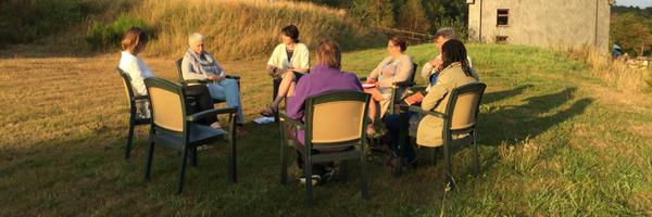 Spotted Zebras Meetup: Een kamp (retreat) als strategische meeting